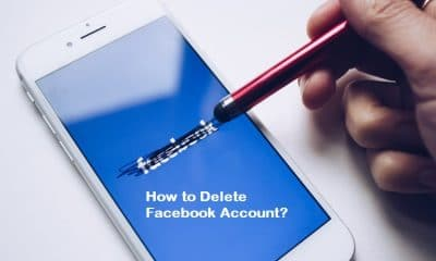 How to Delete Facebook Account?
