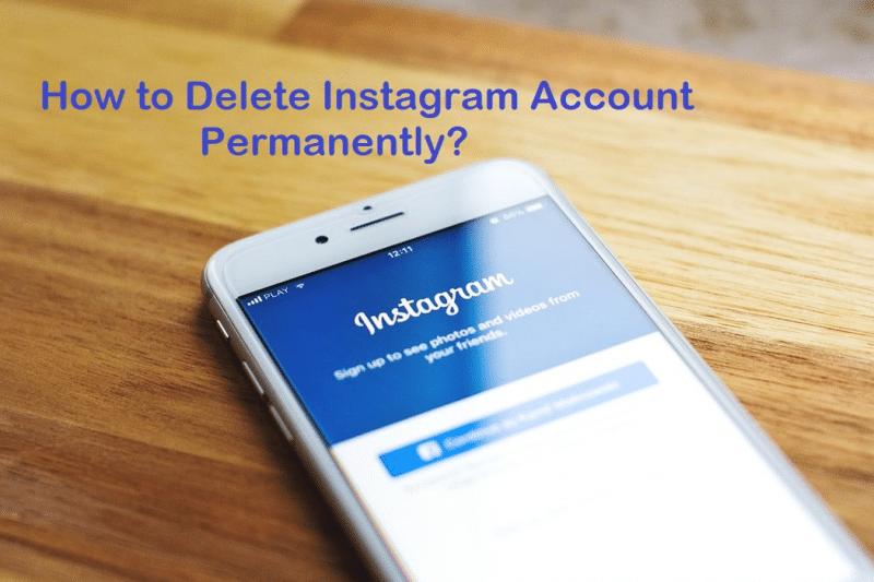 How to Delete Instagram Account Permanently?How to Delete Instagram Account Permanently?