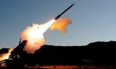 Baghdad, U.S. Embassy struck by Rocket Fire