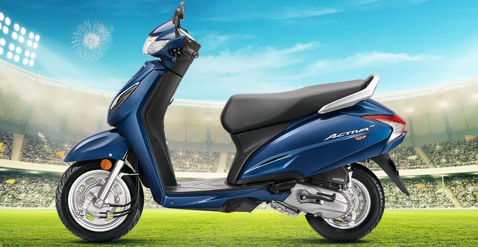Honda Activa 6G