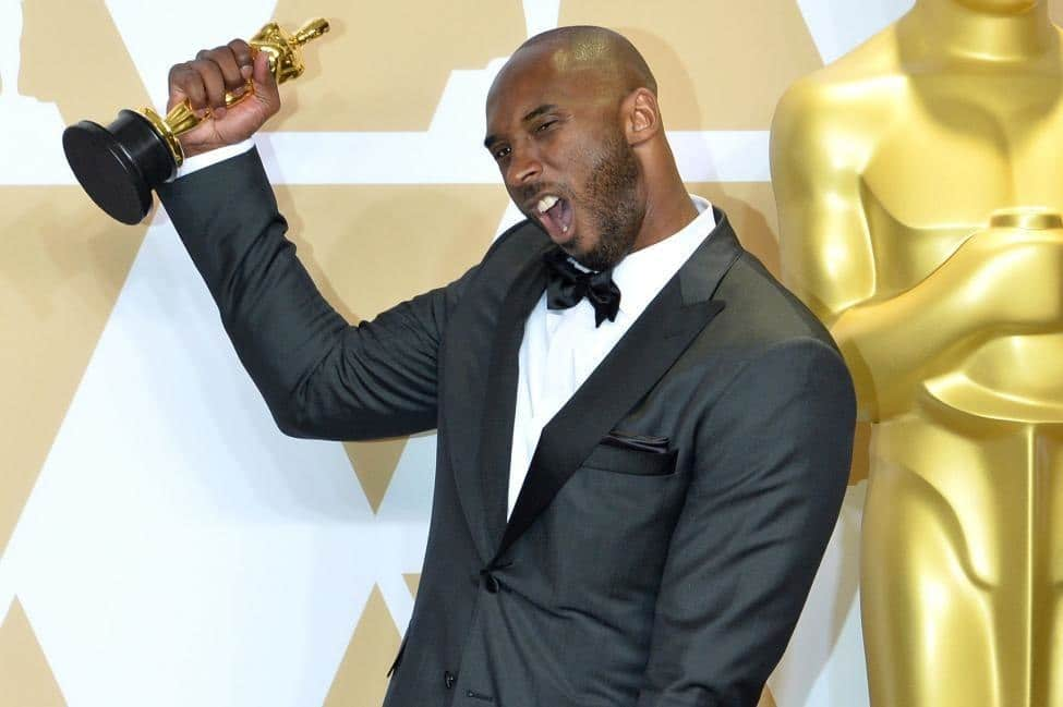 The Academy plans tribute to the Oscar-winning athlete Kobe Bryant