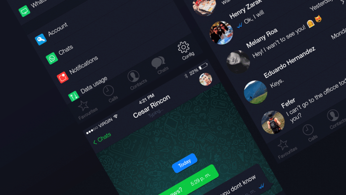 WhatsApp Dark Mode launched on Android Beta Users