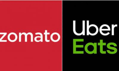 Zomato acquire Uber Eats