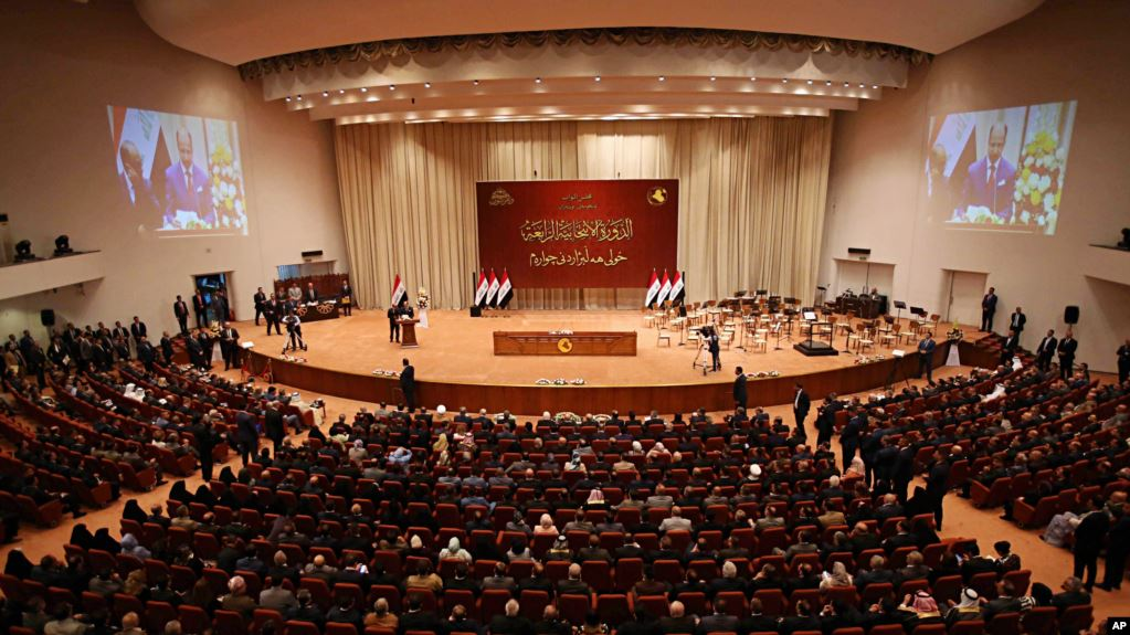 Photo of Iraq Parliament Passes Resolution, Says No To Foreign Troops
