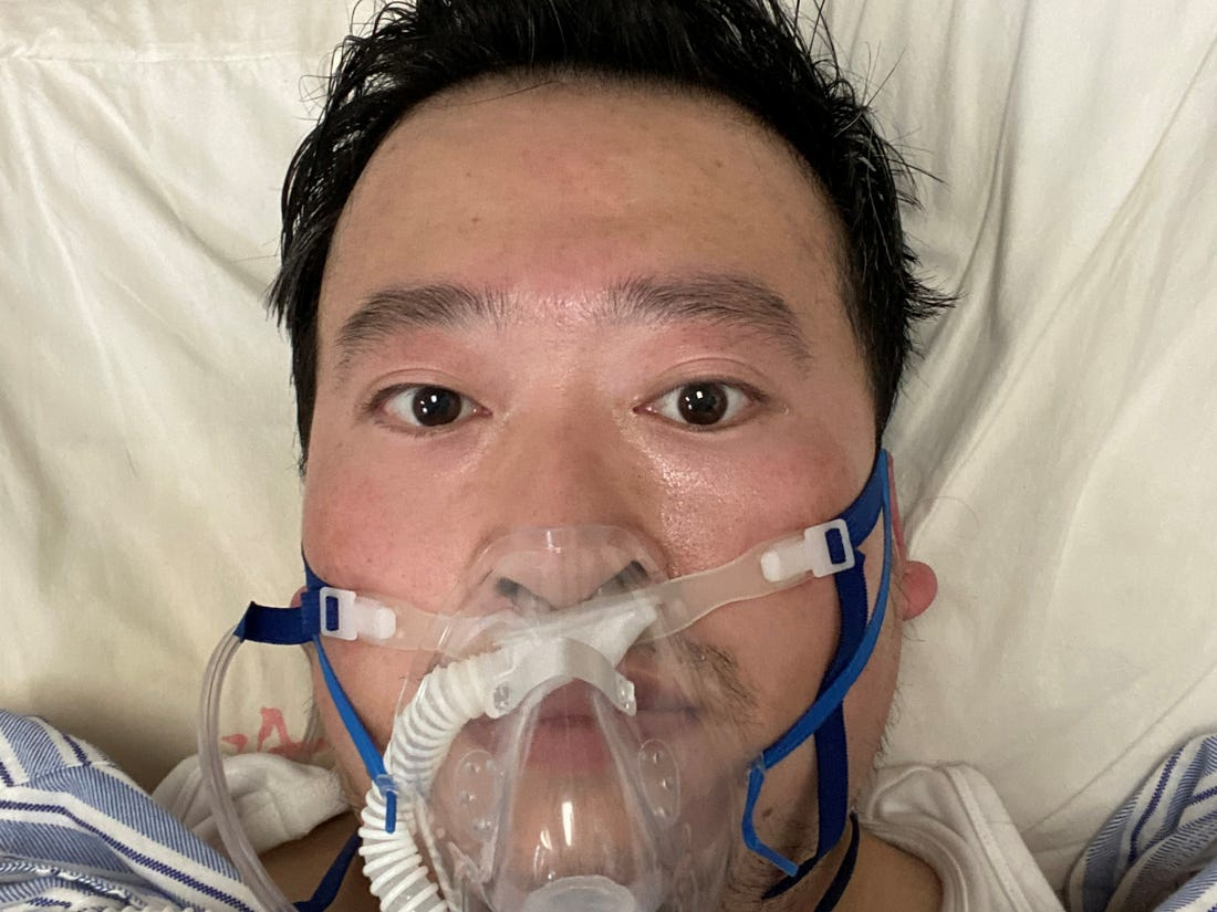 Photo of China Censored Social Media Outrage After Coronavirus Whistleblower Doctor Dies
