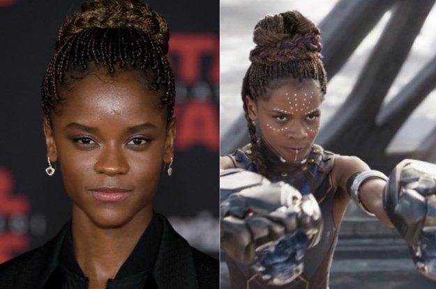 Black Panther's Letitia Wright to Star in Thriller 'The Silent Twins'