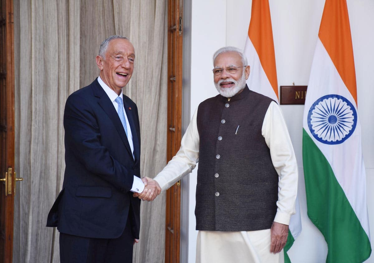 India, Portugal Signed 14 agreements to boost cooperation