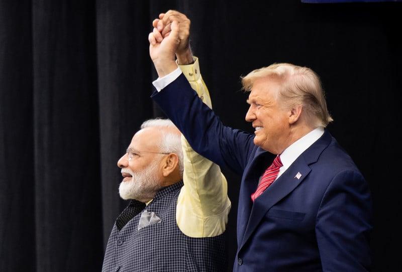 Photo of President Donald Trump and PM Narendra Modi major agreements