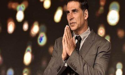 Akshay Kumar donated Rs 25 cr to PM's relief fund. Bollywood lauded him.