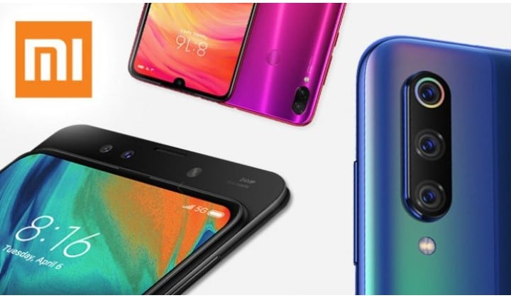 Upcoming Xiaomi Smartphones