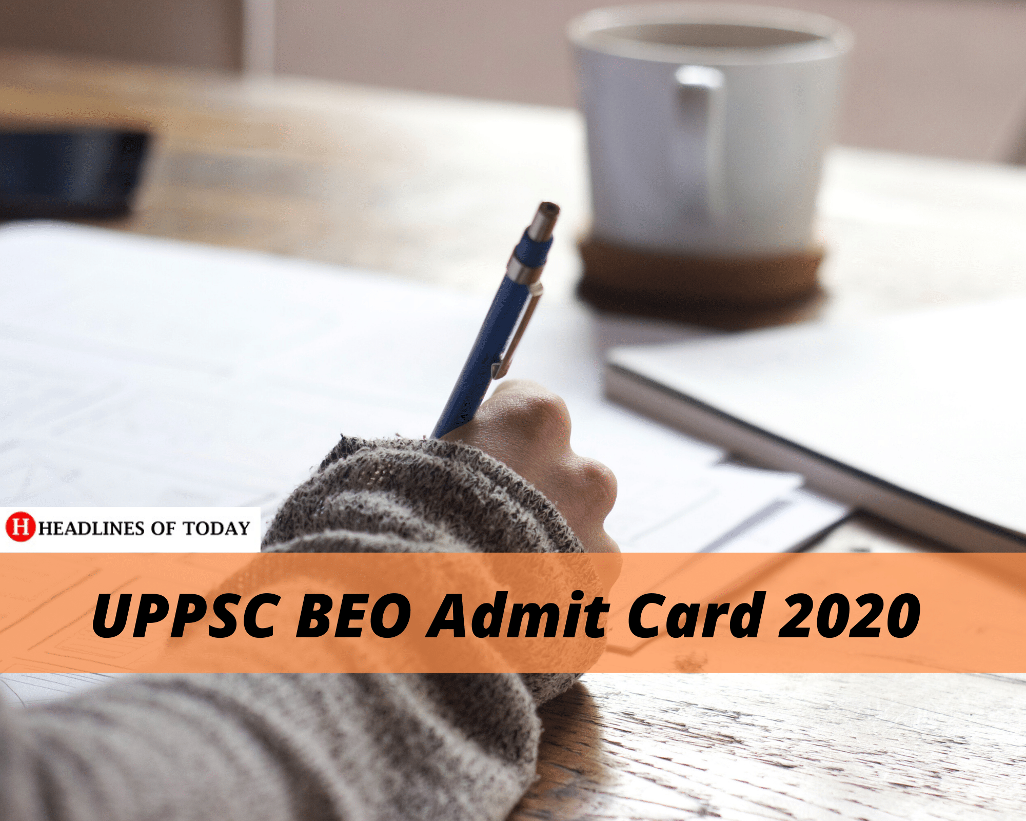 UPPSC BEO Admit Card 2020