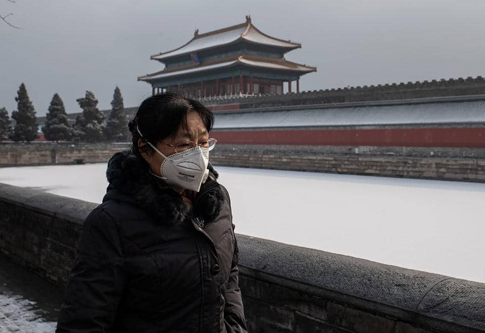 Photo of Covid-19 : China reports no new coronavirus cases today