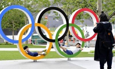 coronavirus Tokyo Olympics
