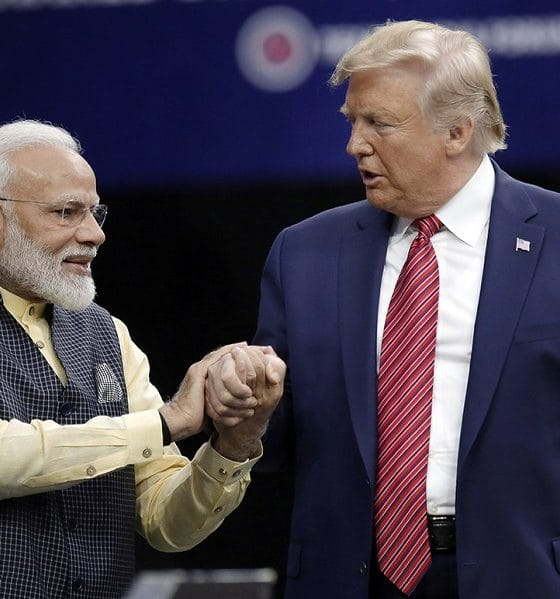 Donald Trump appeal PM Modi To Release Anti-Malarial Drug To Fight with Coronavirus