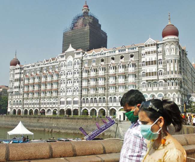 Photo of Mumbai become first state to wear Face Mask Compulsory