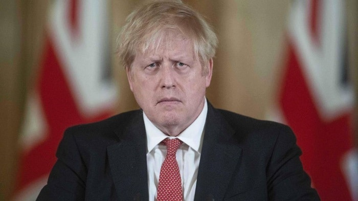 Photo of UK Prime Minister Boris Johnson came out from Intensive Care Unit : UK Covid-19 death Crosses 8,000