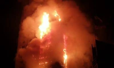 Fire-in-Sharjah-residential-tower