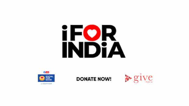 Photo of India's biggest fundraiser concert 'I for India' by Facebook in collaboration with Bollywood