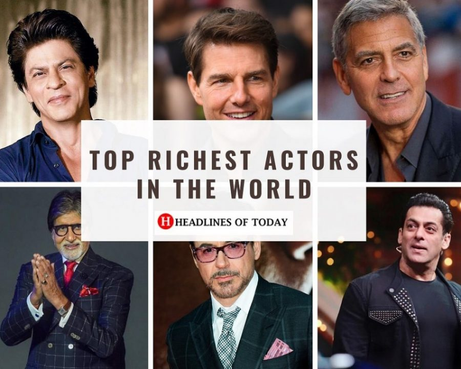 Photo of Top 20 Richest Actor In The World 2020