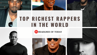 Richest Rappers In The World 2020