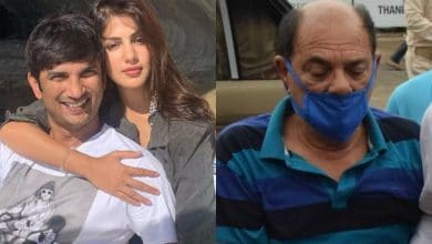 Photo of Sushant Singh Rajput's Father files an FIR against Rhea Chakraborty in Patna