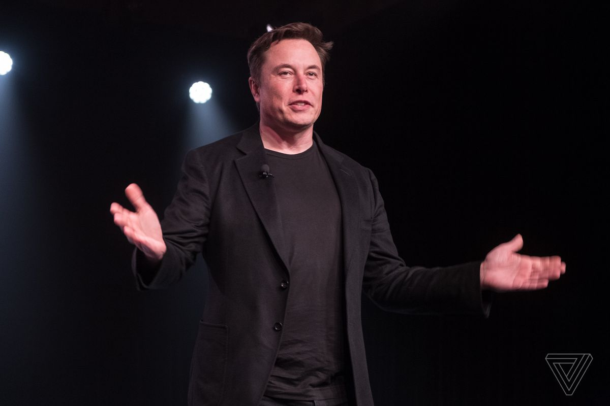 Elon Musk Richest People In The World