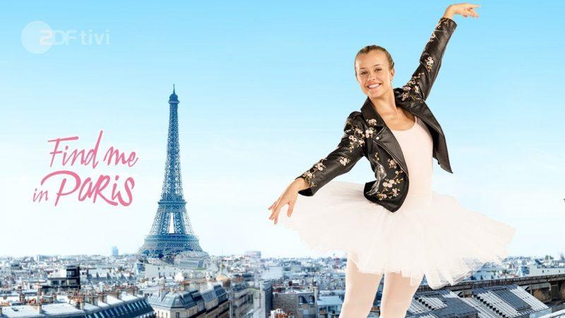 Zdf Find Me In Paris