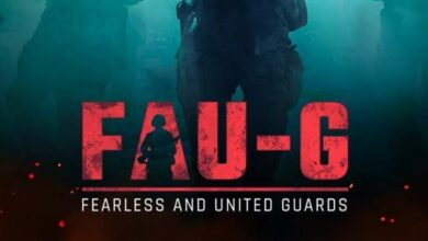 Photo of Official Trailer of FAUG Released, featuring Galwan Valley map