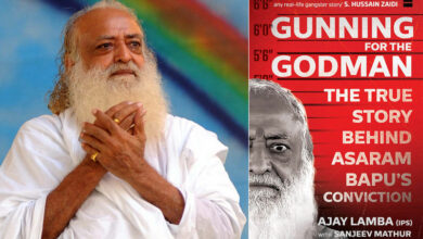 "Appeal dismissed and again green signal given for the book ""Gunning for the Godman"" Based on Asaram Bapu"